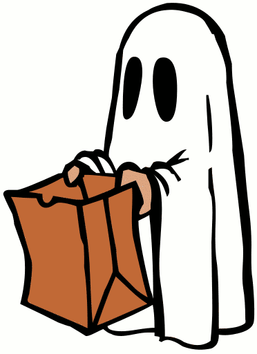 Free Trick Or Treat Clipart - Trick Or Treat Clipart