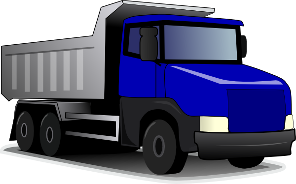 Free Truck Clipart