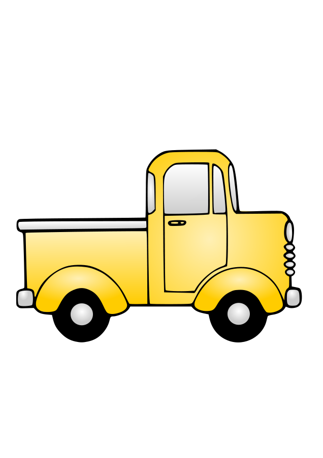 Free truck clipart truck icons truck graphic clipart 3 clipartcow 2