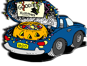 Free trunk or treat clipart halloween arts 2