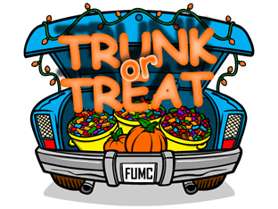Free trunk or treat clipart halloween arts