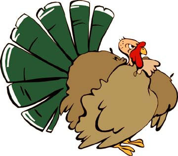 Free Turkey Clip Art - Clipart library