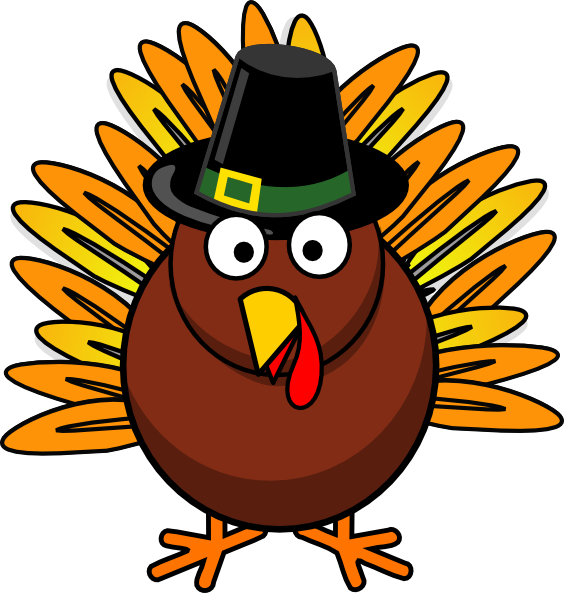Free Turkey Clipart-free turkey clipart-9