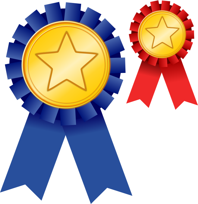 Free Two Award Ribbons Clip Art-Free Two Award Ribbons Clip Art-14
