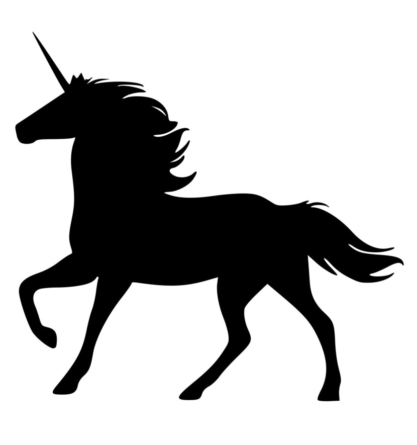 Free unicorn clipart clipartall