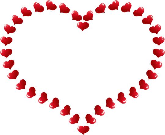 Free Valentine Borders Clipart-Free Valentine Borders Clipart-10