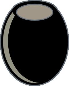 ... free vector Black Olive clip art ...