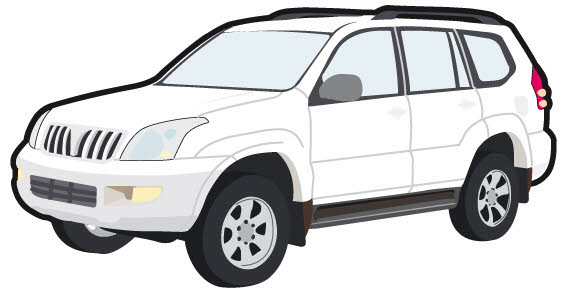 Free vector cars clipart