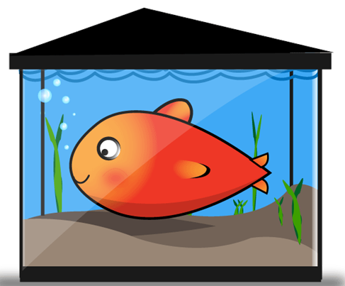 Free Vector Fish Tank Preview-Free Vector Fish Tank Preview-1