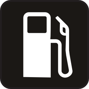 free vector Gas Pump clip art .