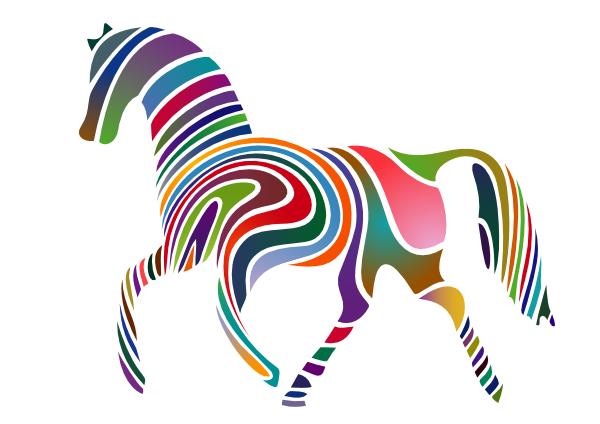 ... free vector Horse clip art