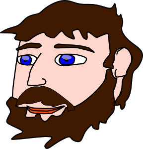 ... Free Vector Man Head Clip Art ...-... free vector Man Head clip art ...-5