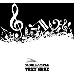 Free Vector Music Clipart-Free Vector Music Clipart-7