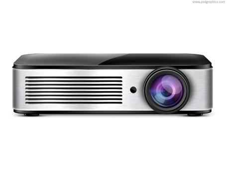 Free Vector Projector Illustration; Vide-Free Vector Projector Illustration; Video projector icon-13