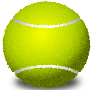 ... free vector Tennis Ball clip art ...