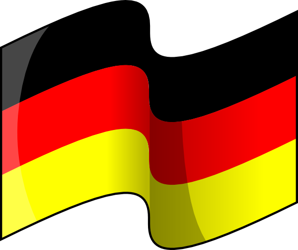 ... free vector Waving German Flag clip art