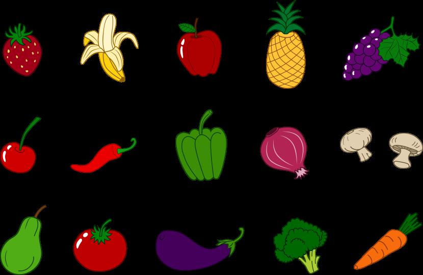 Free vegetable clip art - ClipartFox-Free vegetable clip art - ClipartFox-13