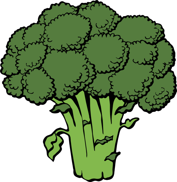 Free vegetable clip art