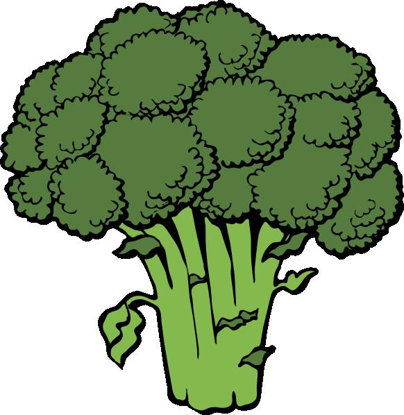 Free vegetable clip art