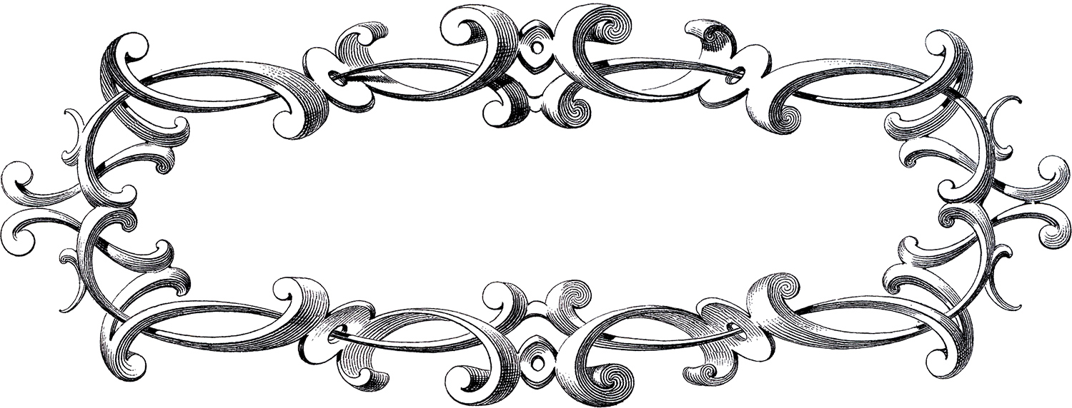 Free Victorian Frame Clip Art-Free Victorian Frame Clip Art-10