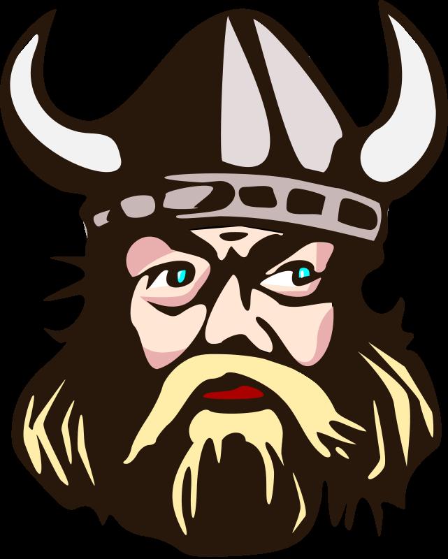 Free Viking Head Clip Art-Free Viking Head Clip Art-3