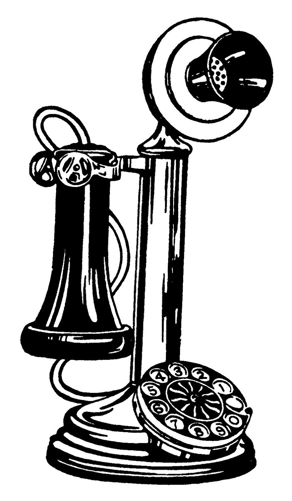 Free Vintage Clip Art Vintage Telephone -Free Vintage Clip Art Vintage Telephone Old Zjobn5vt Jpg-6