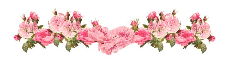 Free Vintage Rose Borders .
