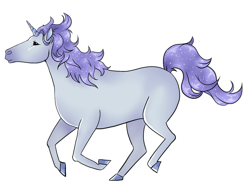 Free Violet Unicorn Clip Art u0026middot; unicorn5