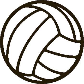 free volleyball clipart-free volleyball clipart-1