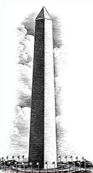 Free Washington Monument Clipart