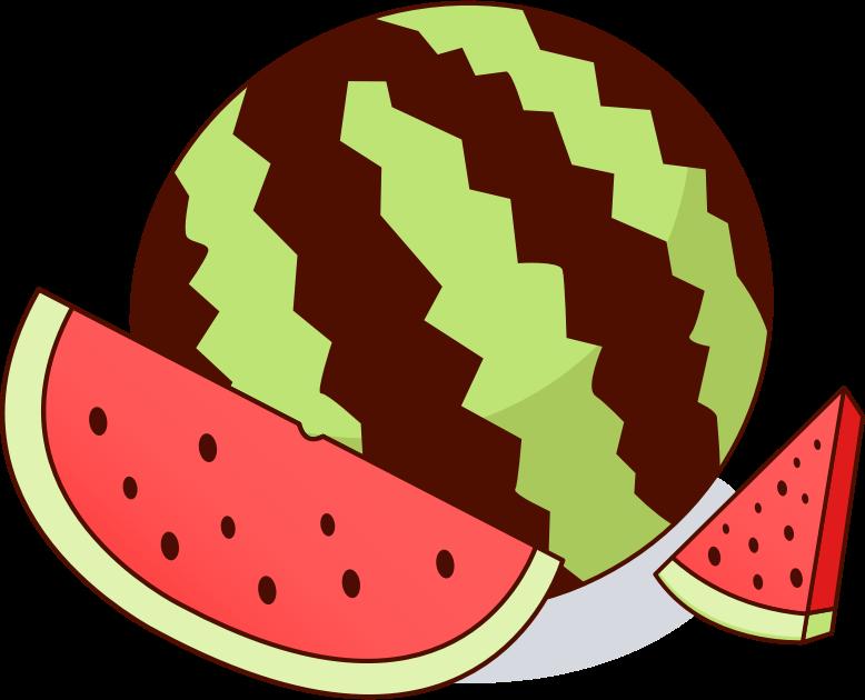 Free Watermelon Clip Art