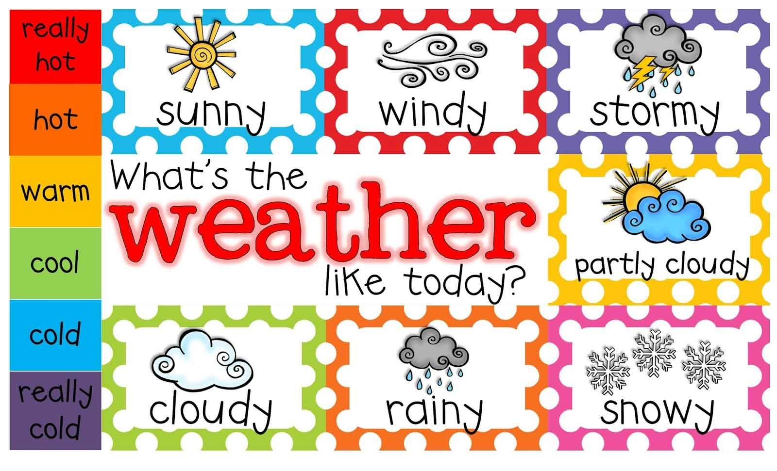 Free Weather Clip Art
