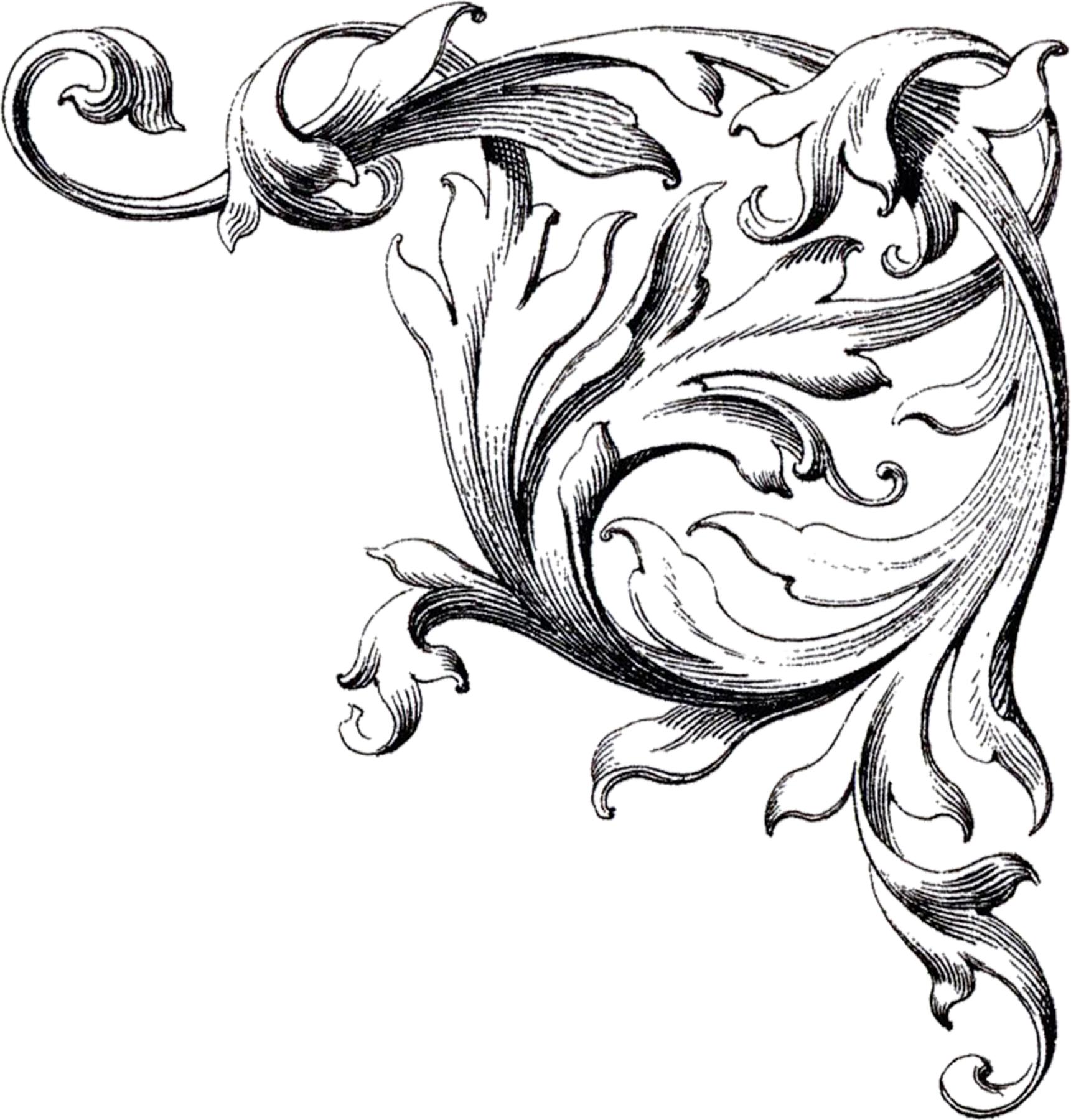 Free Wedding Clip Art Scrolls-Free Wedding Clip Art Scrolls-12