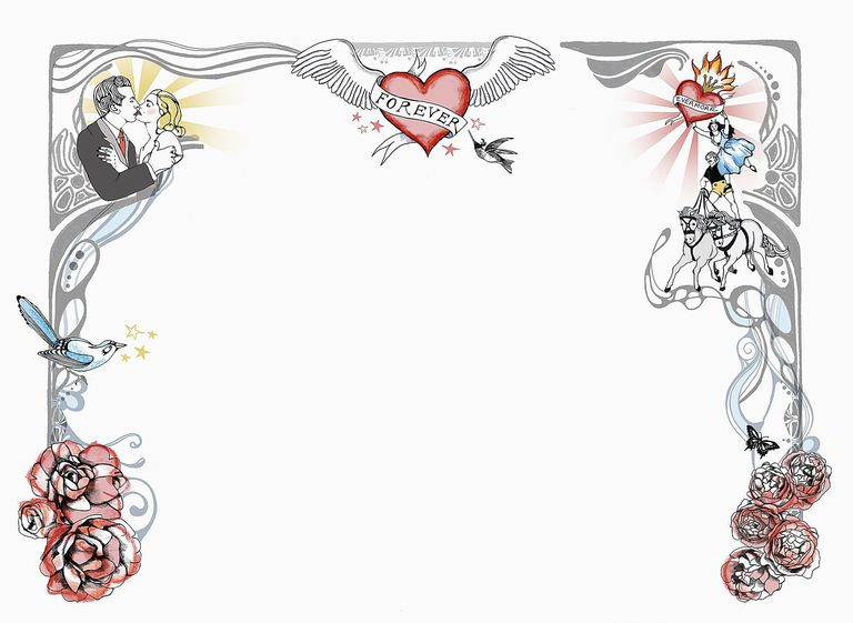 Free Wedding Clipart from eDigg Clipart
