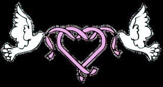 Free Wedding Heart Clip Art ..