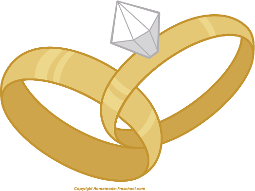 Free wedding rings clipart-Free wedding rings clipart-13