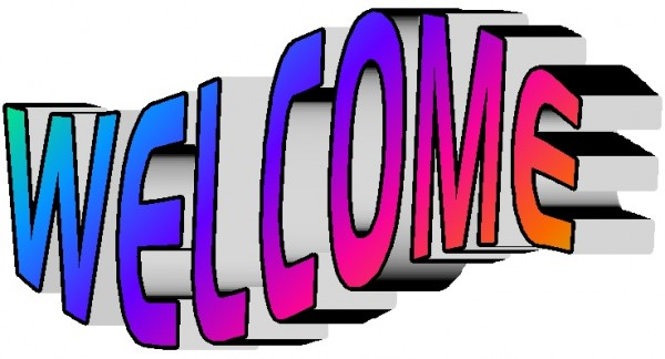 Free welcome clip art images clipart