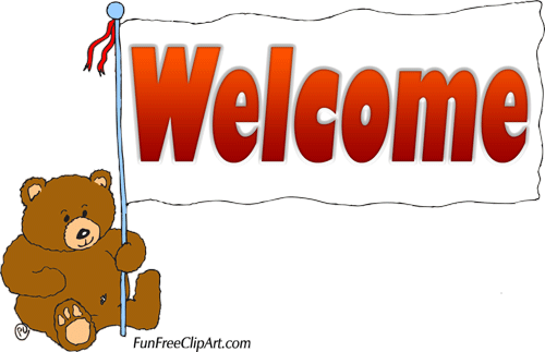 Free welcome clip art images clipart image 1