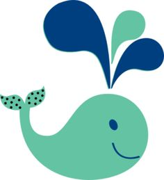Free Whale Clip Art Straight .-Free Whale Clip Art Straight .-8