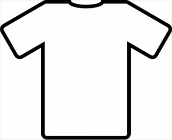 Free White T Shirt Clipart Free Clipart Graphics Images And Photos