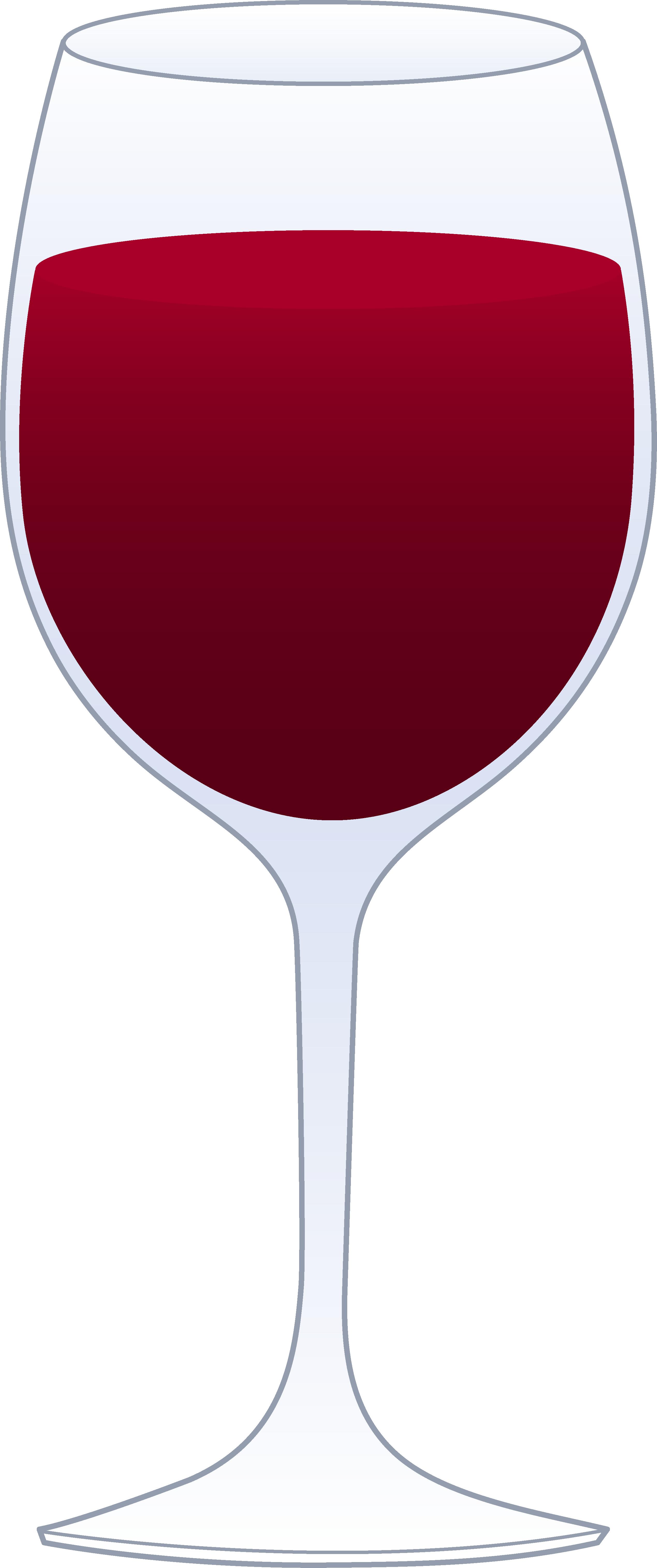Free Wine Clip Art Image
