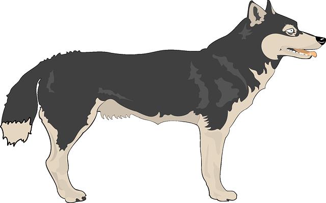 Free Wolf Clip Art-Free Wolf Clip Art-2