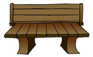 Free Wooden Outdoor Bench Clipart Free C-Free Wooden Outdoor Bench Clipart Free Clipart Graphics Images And-5
