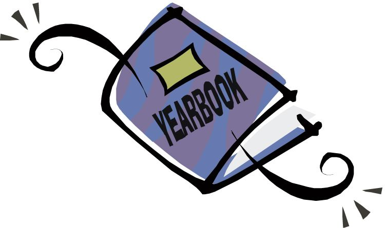 Free Yearbook Clipart