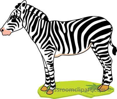 Free zebra clipart clip art-Free zebra clipart clip art-17