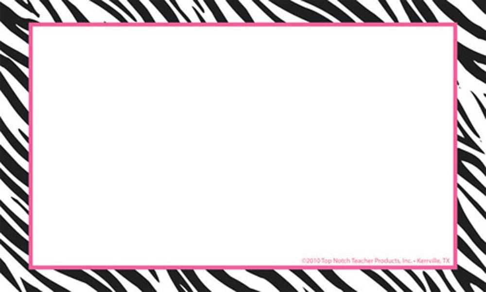... Free zebra print clipart - ClipartFox ...