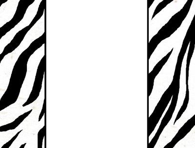 Free zebra print clipart - ClipartFox ...