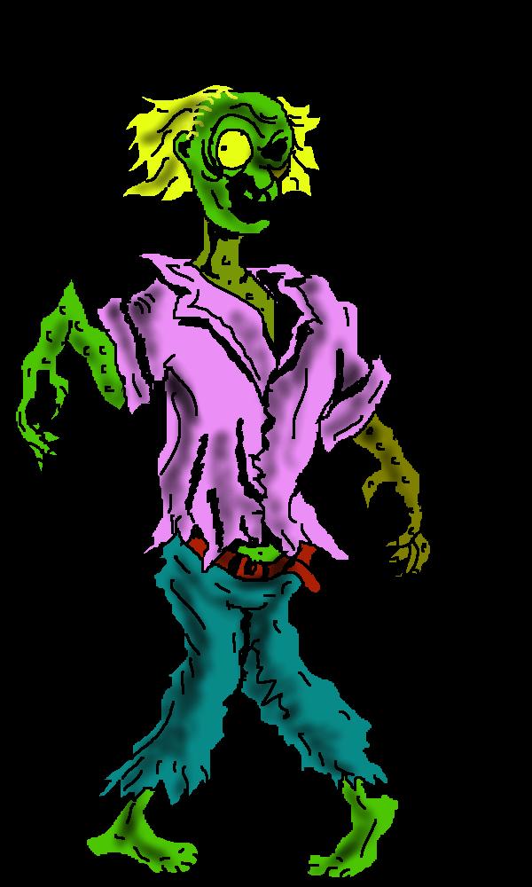 Free Zombie Clip Art