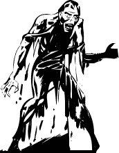 Free zombie Clipart. Previous: werewolf. zombie