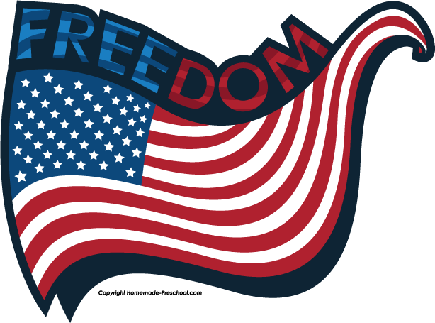 freedom clipart